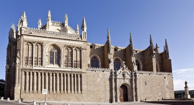 San Juan de los Reyes Toledo